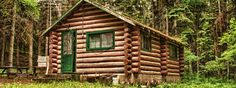Did You Know You Can Build a Comfortable Log Cabin for $500?