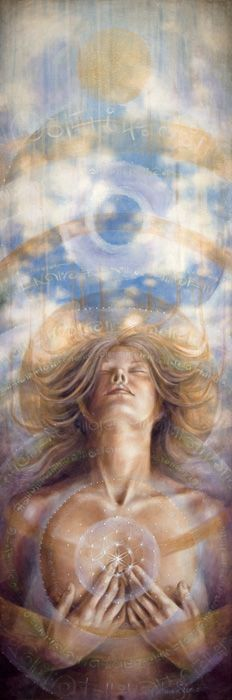 Activate and Open the One Heart Portal and enter higher realms of consciousness     (art;autumn.morrison)