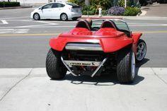 Meyers Manx celebrates 50 years with electric dune buggy