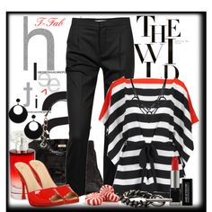 T-Fab... by t-fab on Polyvore featuring polyvore, fashion, style, Precis Petite, Chloé, Giuseppe Zanotti, Kate Spade, Mimco, Oasis and MAKE UP FOR EVER