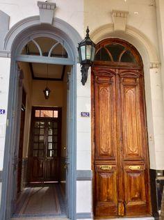 Puertas antiguas .Asunción-Paraguay