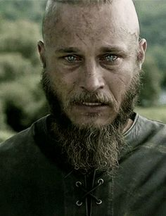 Ragnar, most expressive eyes ever.