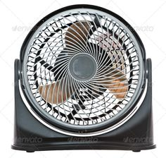 Buy Electric fan on white background by Stockphotothailand on PhotoDune. Electric fan isolated on white backgroun Tower Fan, Electric Fan, Stock Photos, Electric Cooling Fan