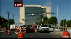 Watch demolition of City Hall | Video  - Home