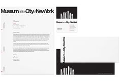 Museum of the City of New York - some work by kent r miller (graphic designer)