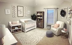 Girl's Nursery pink and grey Agreeable grey sherwin williams; wayfair chair, rug and furniture Girl's Nursery pink and grey Agreeable grey sherwin williams; wayfair chair, rug and furniture Home Decor Colors, Room Colors, Colorful Decor, Paint Colors, Girl Nursery, Nursery Decor, Nursery Ideas, Hobby Lobby Decor, Sherwin Williams Gray