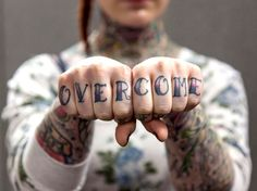 An In-Depth Look At The Wide World Of Knuckle Tattoos
