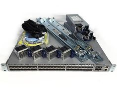 Arista Switch DCS-7050S-52 52-port 1/10GBASE-T 4x Fans 2x PSU Full Rail Kit
