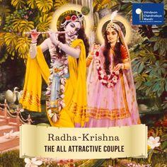 Radha is the treasure of Krishna & Hari is the treasure of Radha - In life or in death, Radha & Krishna are my eternal shelter. - Srila Jiva