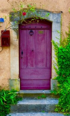 Valbonne, Alpes-Maritimes, France door - Magenta