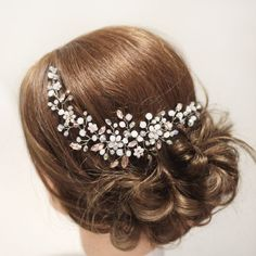 Bridal Hair Vine. Wedding Hair Piece. Bridal от SvetloDesign