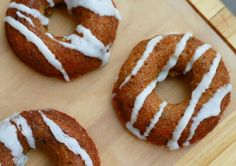 Carrot Cake Donuts | 14 Dreamy Carrot Cake Recipes | Healthy And Delicious DIY Desserts, Definitely Worth A Try : http://homemaderecipes.com/14-carrot-cake-recipes/