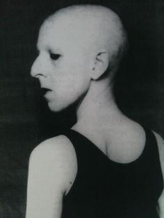 Claude Cahun, Self Portrait, from Bifur, No. 5, 1930
