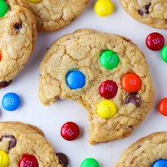 Click here to watch the VIDEO. Originally posted June 2014 – photos updated August 2016 Who likes soft and chewy chocolate chip cookies? Me, me, me! I found this recipe on Pinterest and just had to try them. (I wish I could remember what site the original recipe came from.) I added the M&Ms for …