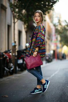 claudiaalbons.com | Street Style Barcelona by Carola de Armas.