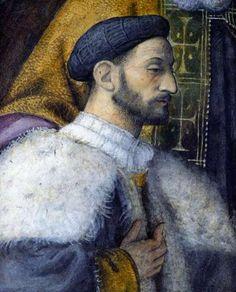 Giovanni Paolo I Sforza Marquess of Caravaggio,illegitimate son of Ludovico Sforza Coro, Oleos, Retratos, Artistas, Dibujos, Arte, Renacimiento Italiano, César Borgia, Milán