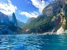 Cala Goloritze Sardinia
