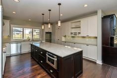 #Custom #kitchen work is something we excel at! Create your family's favorite memories in your new Ironwood kitchen.