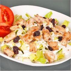 Chicken salad raisin and yogur Sagada, My Favorite Food, Favorite Recipes, Salad Recipes, Healthy Recipes, Healthy Food, Good Food, Yummy Food, Light Recipes
