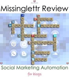 Are you a blogger? Do you want to reduce the time you spend on social media? Have you thought of automating your social media marketing campaigns? Automation helps as it saves you time and money. Here's a guide and review of a new online automated social