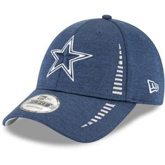 853fc884d995c Dallas Cowboys New Era Youth Speed Shadow Tech 9FORTY Adjustable Hat – Navy
