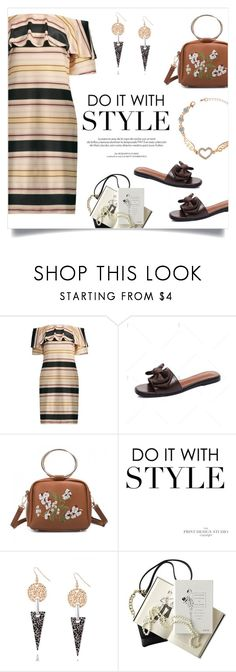 """""""Striped Style"""" by mahafromkailash ❤ liked on Polyvore featuring Louis Vuitton and Chanel"""