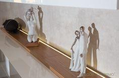 Decoración salón comedor en una vivienda de Valencia por el equipo de Ideas Interiorismo®.