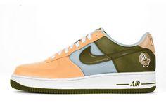 #Nike Bobbito Garcia 3 Air Force One #crispculture