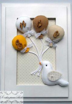 Porta Maternidade personalizado