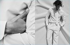 Giorgio Armani F/W 2017.18 by Annemarieke van Drimmelen - the Fashion Spot