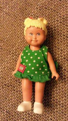 Education große Puppe 2952 Mädchen Figur Marie Lego Duplo