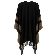 carousel img Capes, Carousel, Miss Selfridge, Kimono Top, Stuff To Buy, Black, Women, Fashion, Cape Clothing