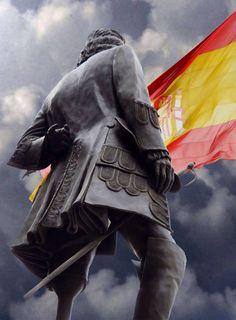Blas De Lezo y Olavarrieta. Conquistador, Spanish Armada, Naval History, Exploration, Sailor, Air Force, Spain, Darth Vader, Military