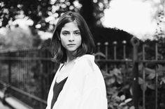 Long Bob Style. | Alba Galocha