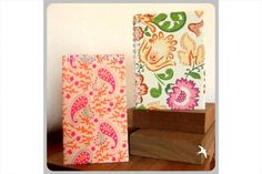 Handmade Notebook Set 3 by Smic Design Lab on hellopretty.co.za