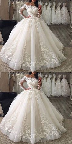 Designer wedding dresses with sleeves Tulle Wedding Dresses With Lace Online . - Designer wedding dresses with sleeves Tulle wedding dresses with lace online wedding dresses with s - Wedding Dress Cinderella, Top Wedding Dresses, Wedding Dress Trends, Princess Wedding Dresses, Tulle Wedding, Designer Wedding Dresses, Bridal Dresses, Wedding Gowns, Princess Bridal