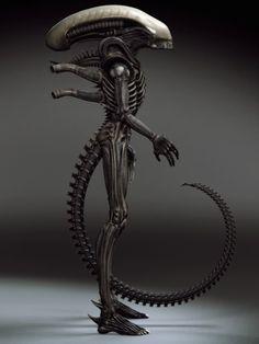 alien giger - Recherche Google Hr Giger Alien, Jay Bird, Xenomorph, Metal, Predator, Aliens, Universe, Rock, Google