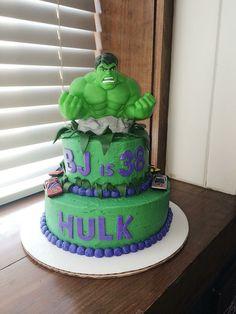 Hulk cake                                                                                                                                                                                 Más