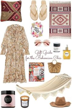 Bohemian gift your boho-chic friends will love! Hippie Chic f8173d16751