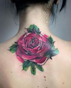 Flower Tattoo Designs for Women (24)