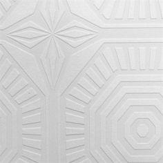 Graham & Brown 02-057 Kelly Hoppen Style Medallion Panel Wallpaper
