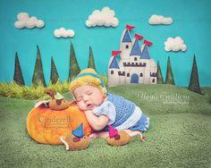 Items similar to Cinderella Wig Hat for Newborn, Crochet on Etsy Disney Princess Babies, Disney Babys, Baby Princess, Baby Disney, Baby Cinderella, Crochet Princess, Foto Newborn, Newborn Photos, Newborn Crochet