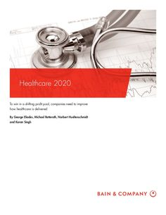 Healthcare 2020 Health Care, Health