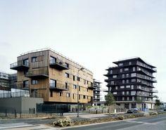 80 logements Berge du Lac, Bordeaux, 2013