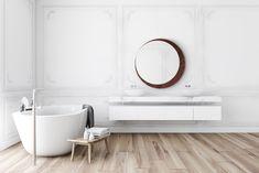 Oglinzi SkyFall Collection -> Eclipse Mars Mirror Bathroom Decor, Mirror Interior, Round Mirror Bathroom, Bathroom Design, Mirror Interior Design, Mirror, Bagno Design, Bathroom Mirror, Home Decor