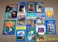 13 Homeschool Education A Beka Abeka Grades 4-5-6 Books~Health~Geography~Reading