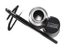 Maybelline Eye Studio Lasting Drama Gel Eyeliner was voted one  6 Great Long-Lasting Makeup Products!