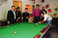 Pakistani Cricketer Imran Nazir having Axact lifestyle experience during his visit to Axact House