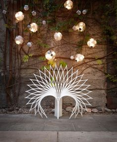 Peacock Chair by UUfie | Furnish Burnish