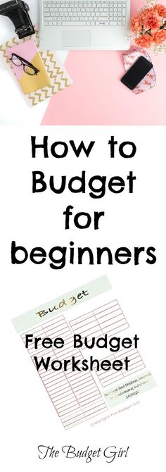 Budget + FREE Printable, For Beginners Grocery items, Dave ramsey